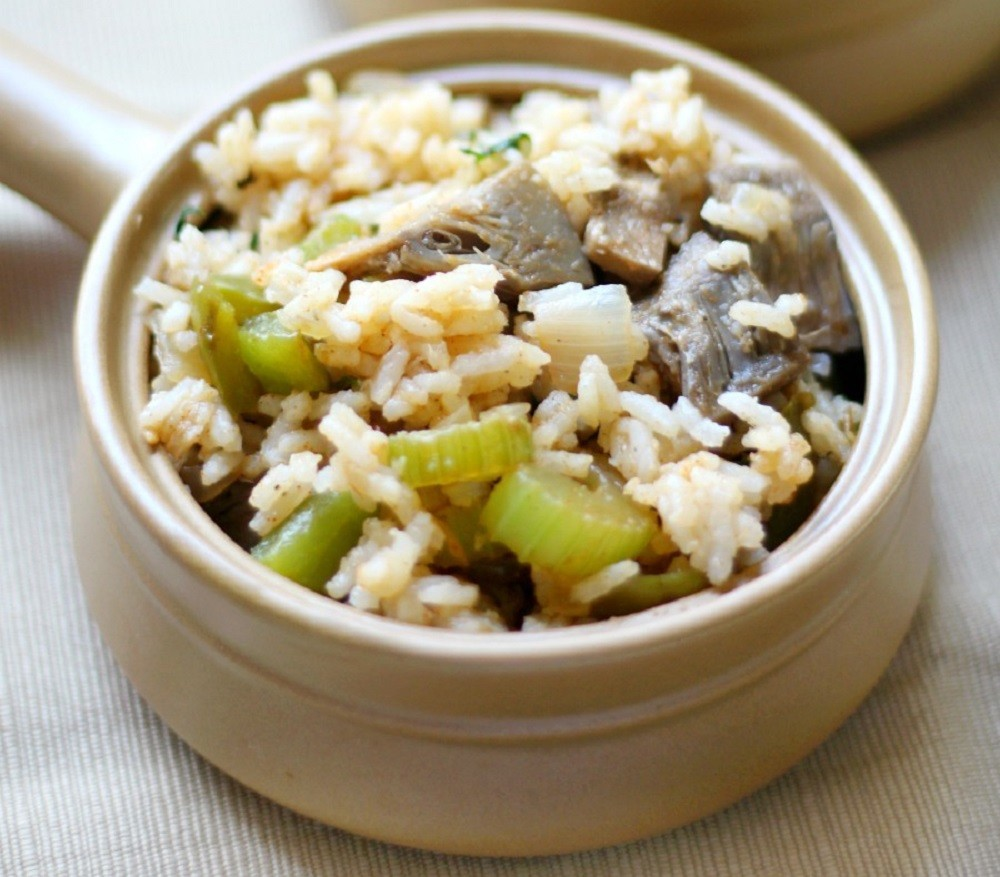 Strength And Sunshine - Easy Gluten-Free Dirty Rice