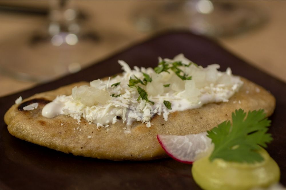 Stuffed Nopales Huaraches | MexConnect