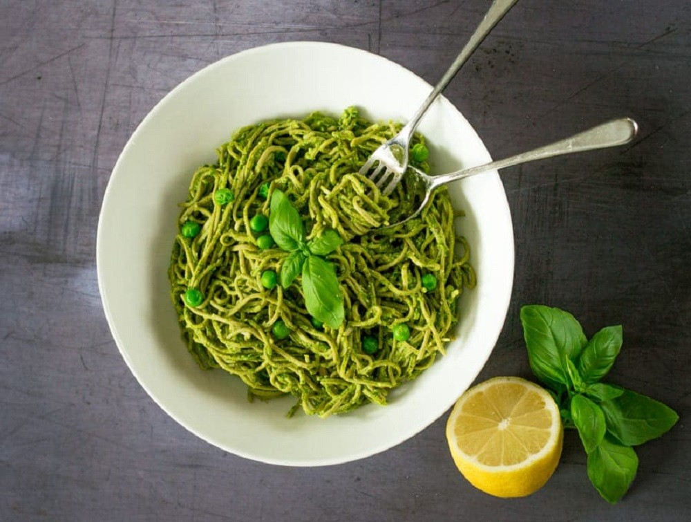 Super Green Pasta Sauce (By The Veg Space)
