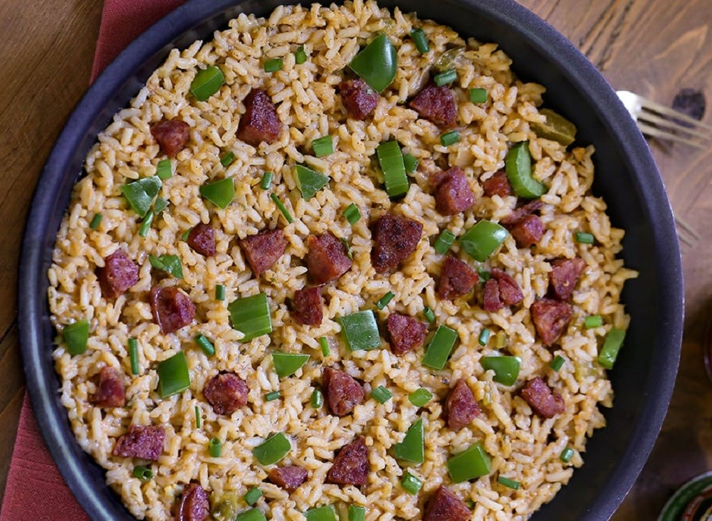 Swanky Recipes - Dirty Rice From A New Orleans Local