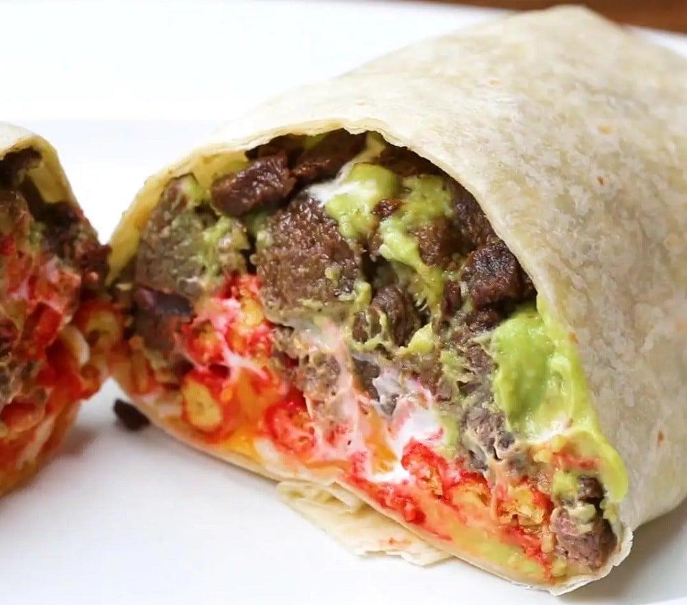Takis Burrito