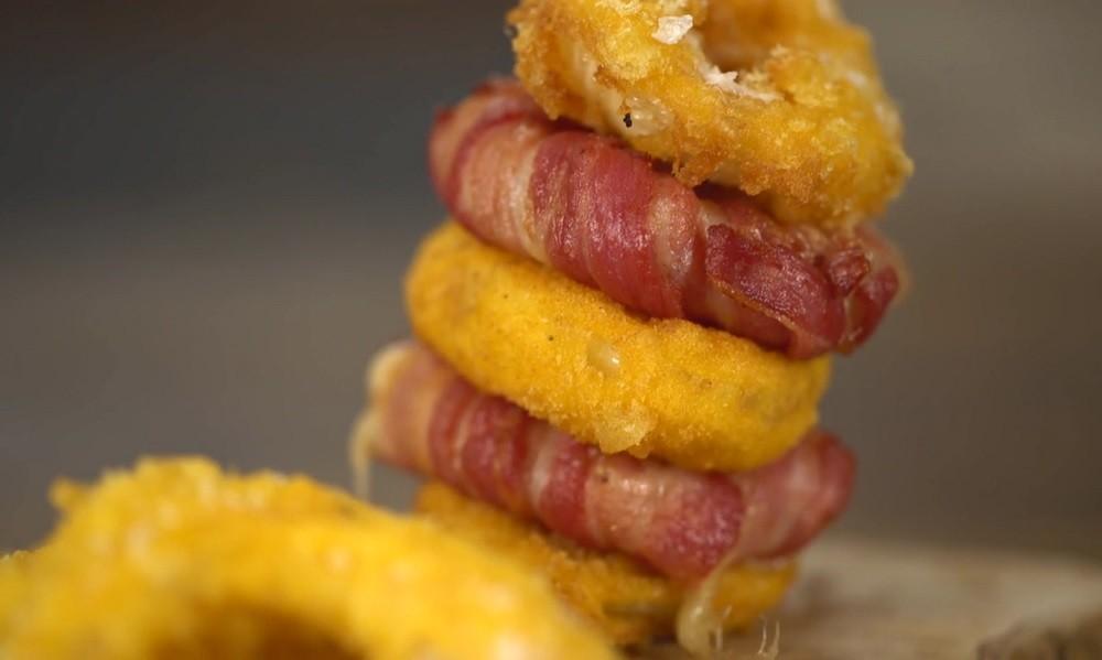Takis Onion Rings