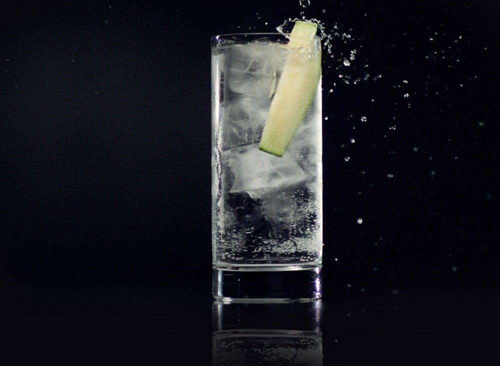 The Melon Baller By Seagram's Gin