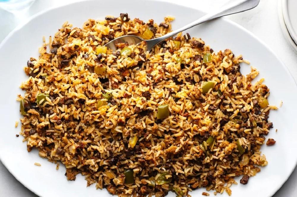 The Spruce Eats - Classic Cajun Dirty Rice