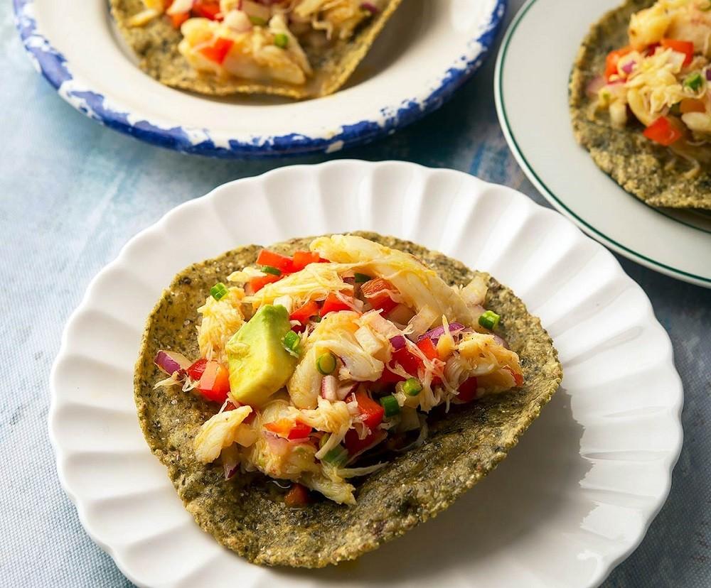 Tostadas De Ceviche - Honest Food