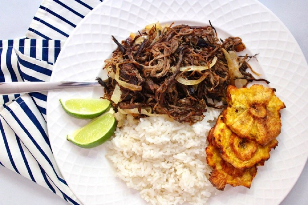 Vaca Frita by For The Love Of Sazon