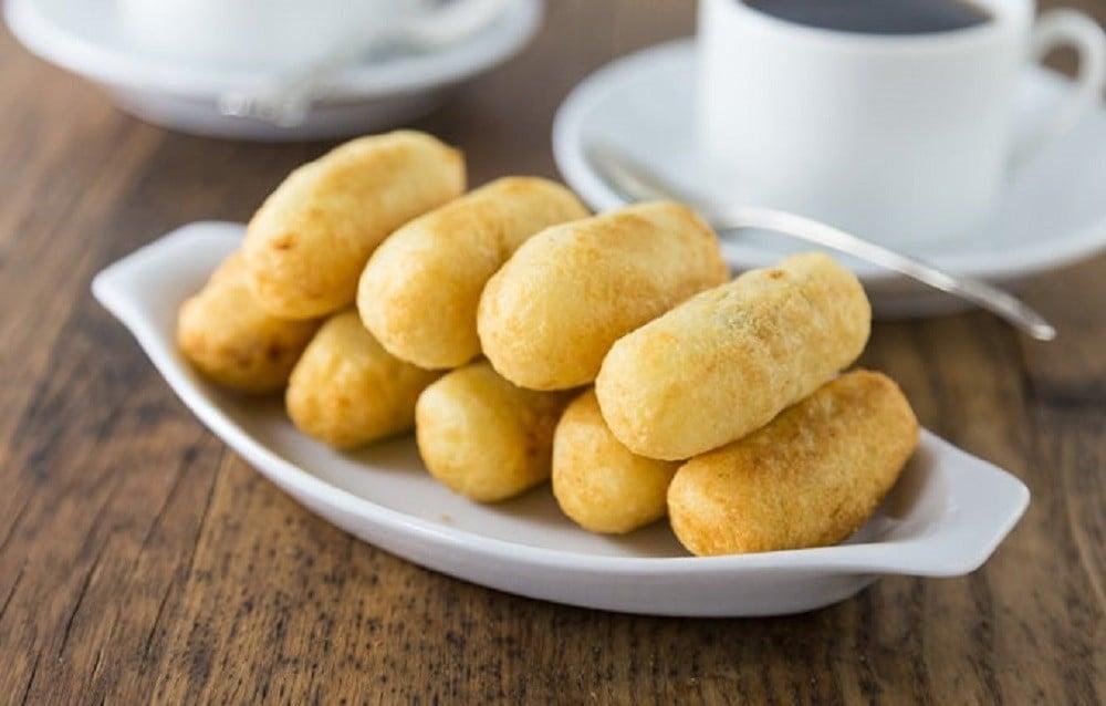 Yuca Fritters - Carimañolas